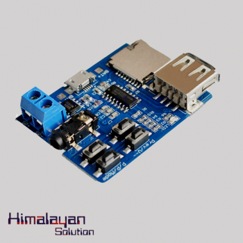 MP3 Decoder Board